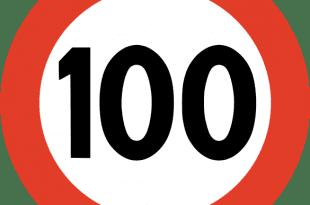 100 numero
