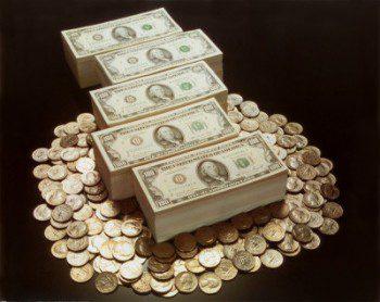 fringe benefit - Denaro nel conto