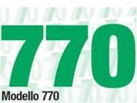 770 certificazione unica ritenute omessa versamento