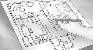 Panimetria al catasto e disegno dell'architetto o geometra