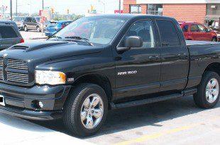 Dodge Ram: classico pick-up immatricolato come autocarro