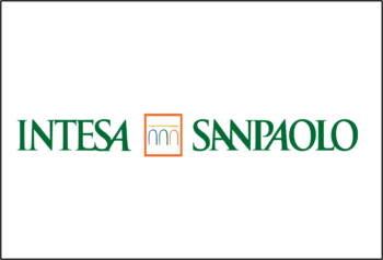 Intesa San Paolo logo orizzontale