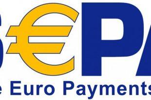 SEPA - Single Euro Payments Area - acronimo