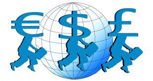 denaro: euro, dollaro e sterlina