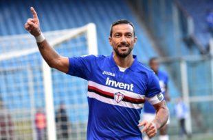 fabio quagliarella calciatore sampdoria