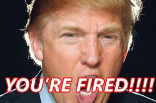 licenziato? You are fired!