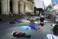flash mob in strada, come forma di protesta