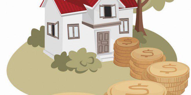 casa con dollari