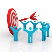 target con persone