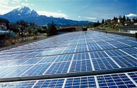 impianto fotovoltaico superficie