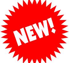 new - nuovo- novità