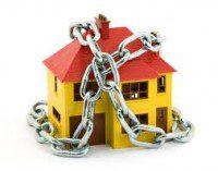 Casa incatenata - Pignoramento macchinari e immobili
