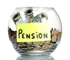 boccia con denaro, una specie di salvadanaio, paragonabile a soldi delle nostre pensioni