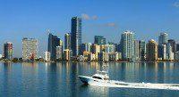 grattacieli di Miami (USA)