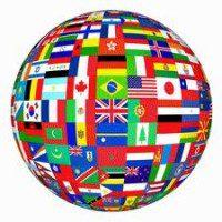 mondo - bandiere - nazioni