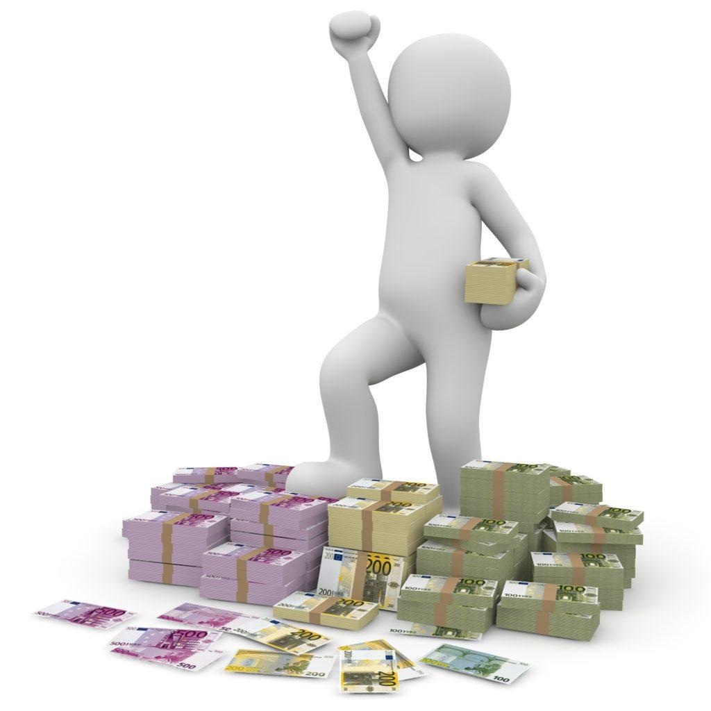 money 1015277 1920 1024x1024 - Esempio Calcolo Ristori con File per società e partite Iva