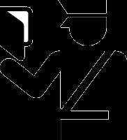 rinnovo del passaporto (icona polizia postale)