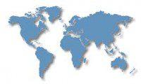 paesi del mondo - mappa della Terra