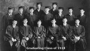 studenti in bianco e nero