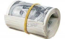 rotolo di soldi